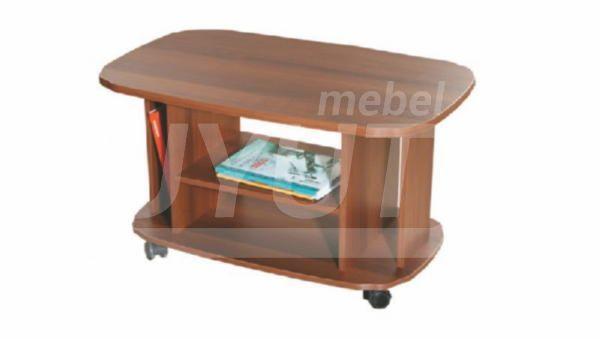 стол журнальный яхонт лдсп.  600х900х600___
